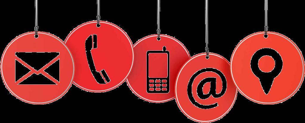 grafisk ikon for kontaktinfo, kilde: pikpng.com